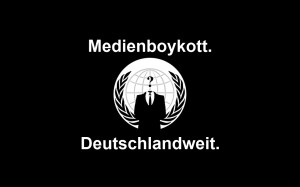 Anonymous-Medienboykott-Deutschland