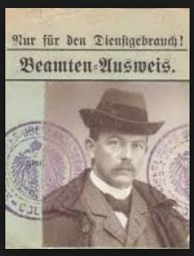 beamtenausweis