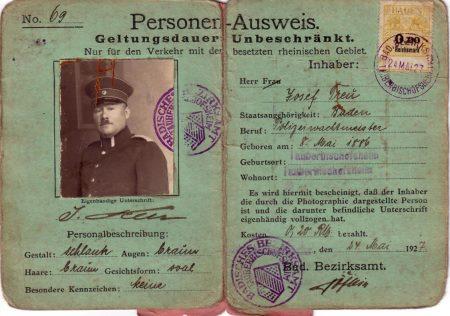 personenausweis